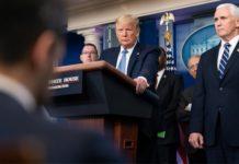 Trump press briefing