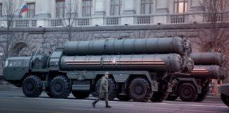 Russian s-400 - Turkey