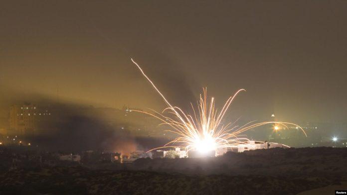 IDF Strikes Hamas