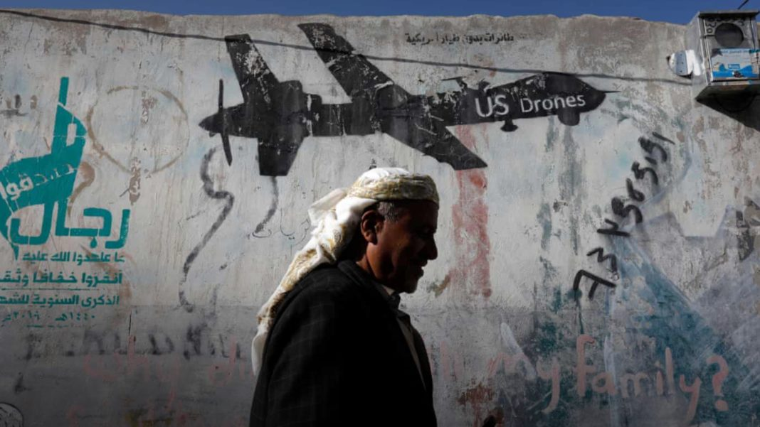us air strikes middle East
