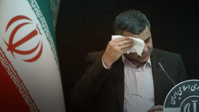 Coronavirus - Iran Deputy Health Minister