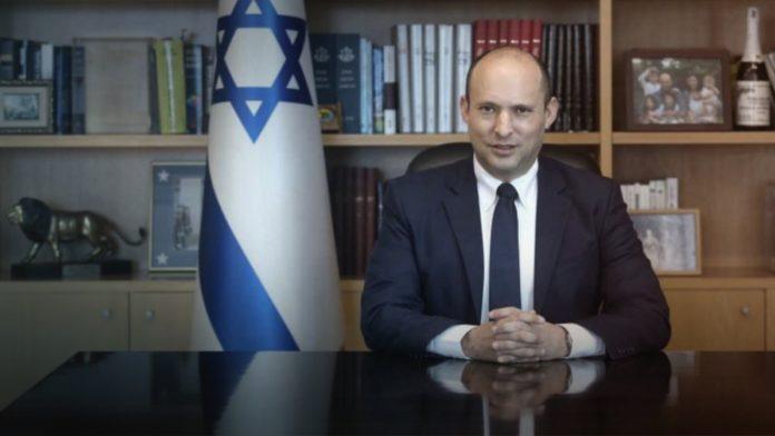 Defense Minister Naftali Bennett