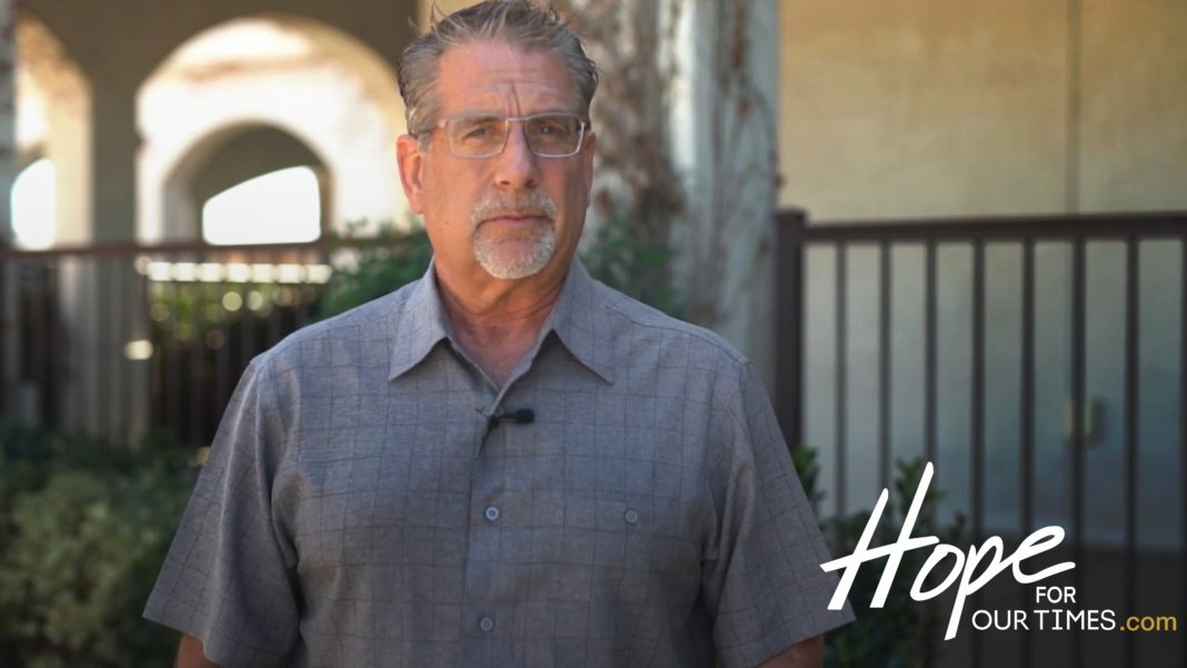 Pastor Tom Hughes