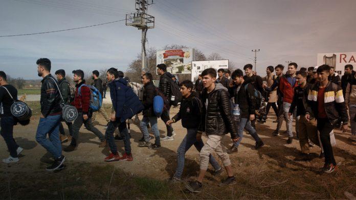 refugees, migrants turkey