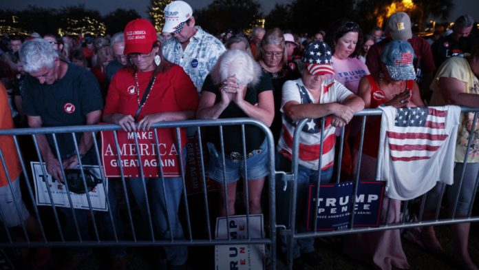 Evangelical Trump Supporters