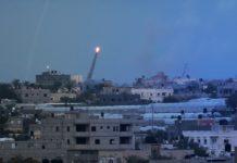 Gaza Fires Rocket into Israel