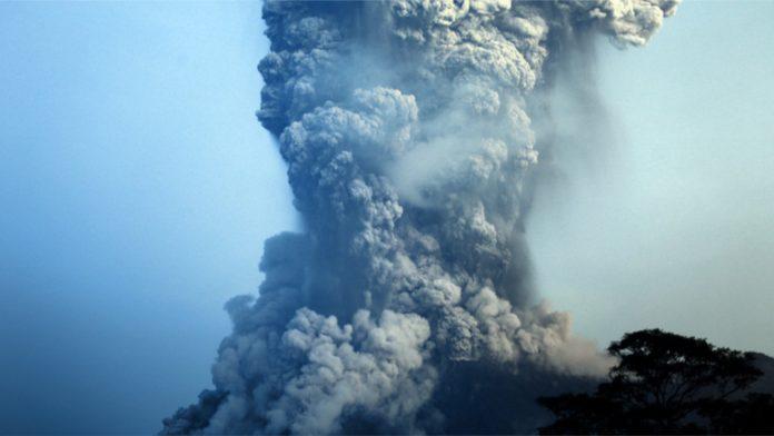 Mount Merapi - Indonesia Volcano Eruption
