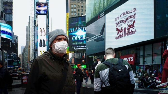 Coronavirus Outbreak - United States