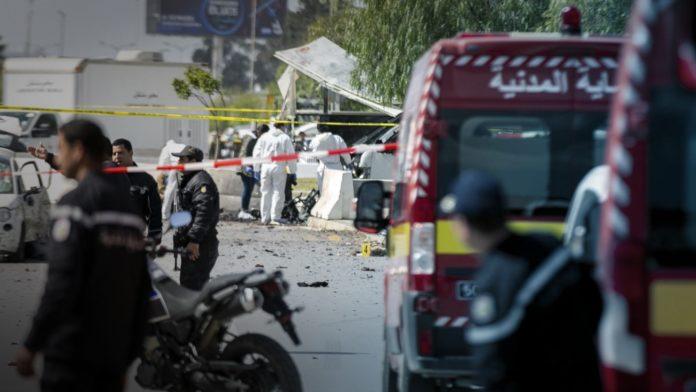 Tunisia - Bombing