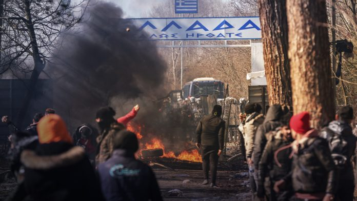 Greece-Turkey Border Clashes