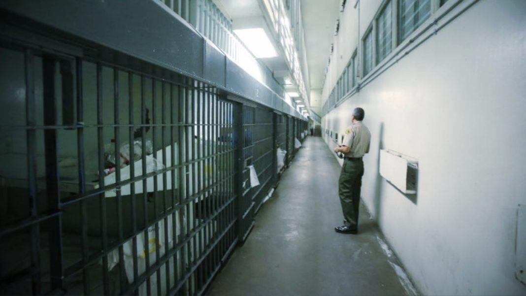 LA Prison - Coronavirus