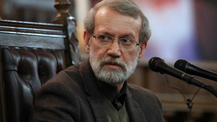 Iranian parliament speaker Ali Larijani - Coronavirus