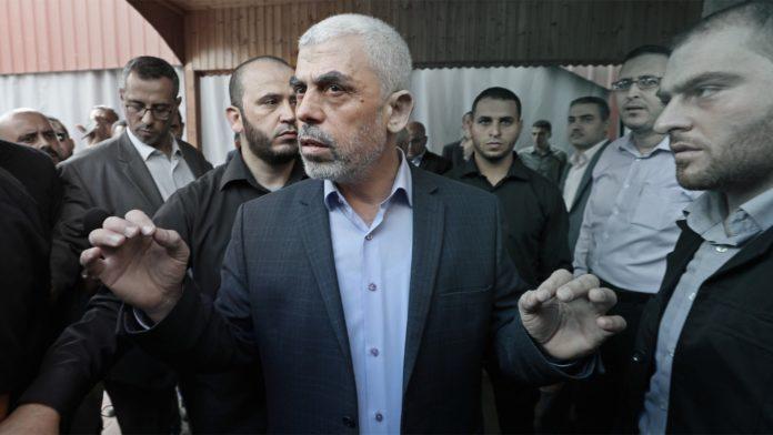 Yahya Sinwar - Hamas head