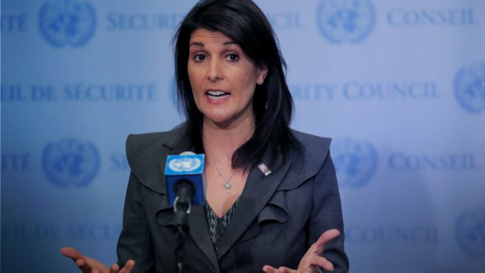 United Nations - Nikki Haley