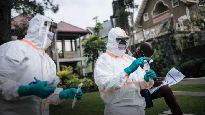 DR Congo, Coronavirus, Ebola