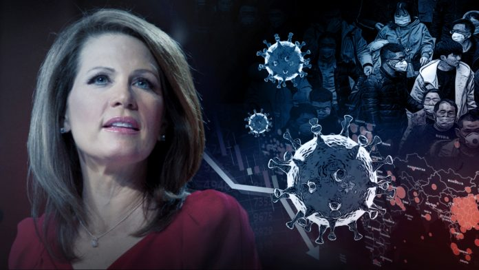 Jan Markell, Michele Bachman Interview
