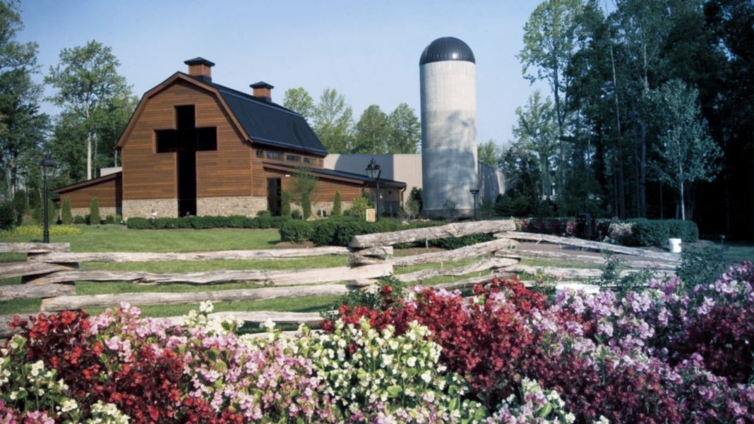 Billy Graham Library in Charlotte, North Carolina