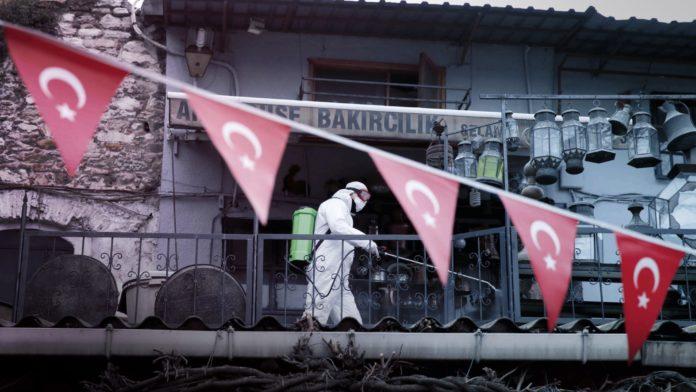 Coronavirus Outbreak - Turkey