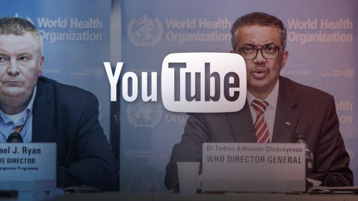 Youtube - WHO