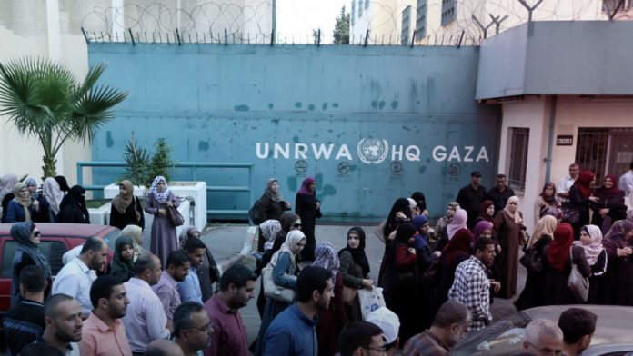 UNRWA - United Nations - Gaza