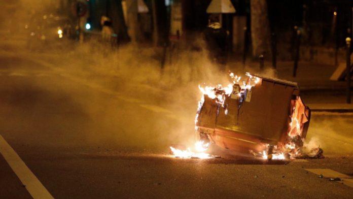 France Unrest, Violence