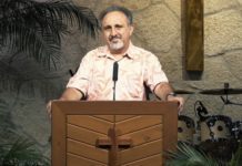 Pastor JD Farag