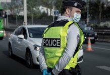 France Police Officer
