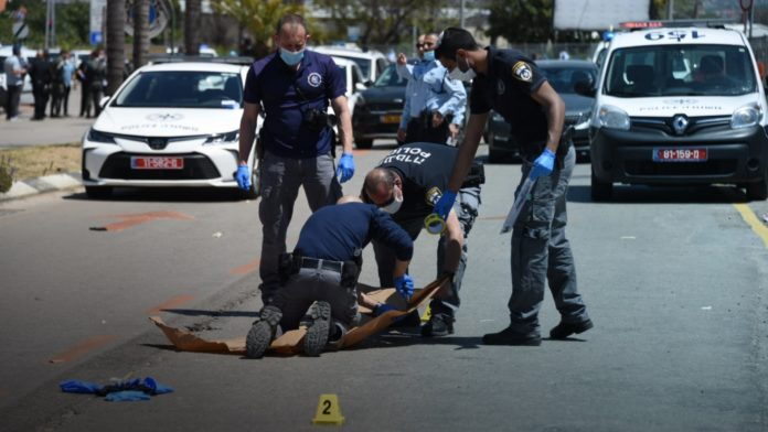 Stabbing Terror Attack - Israel
