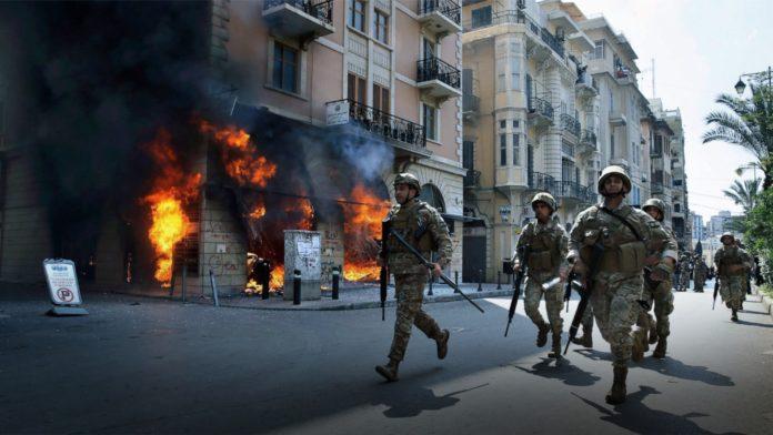 Lebanon - Civil Unrest