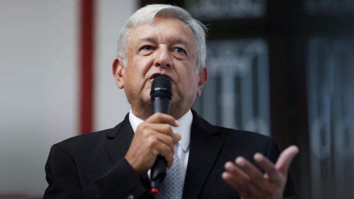 Mexican President Andres Manuel Lopez Obrador - Mexico
