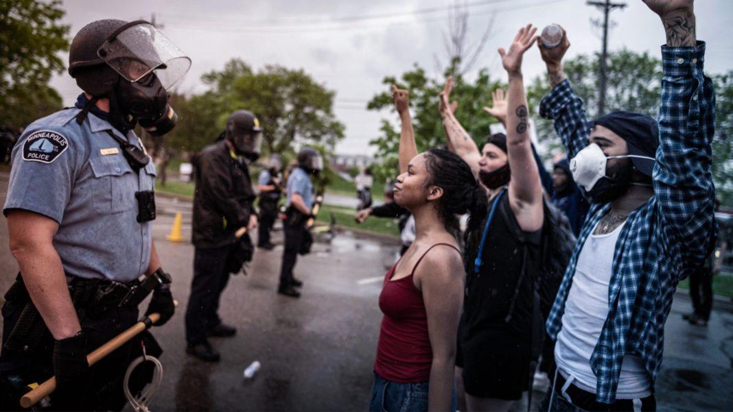 Minneapolis - riots - George Floyd