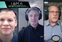 I Am Watchman interview - Tom Hughes