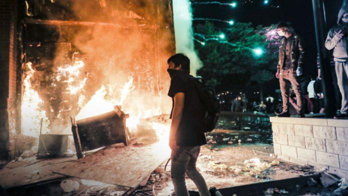 Antifa - Violent Protests