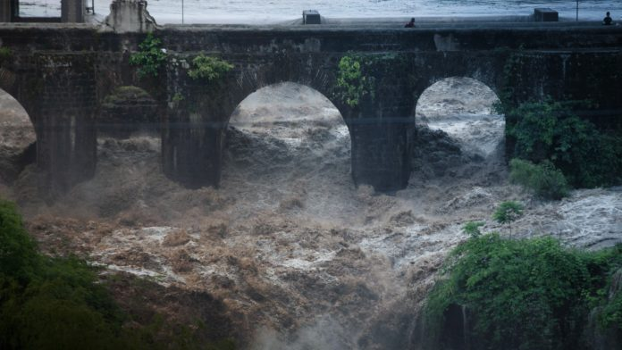 Storm Amanda - Flooding - Central America