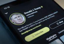 donald Trump - Snapchat