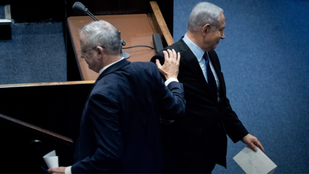 Benjamin Netanyahu, Benny Gantz - Israeli Elections