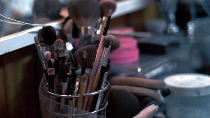 makeup, drag