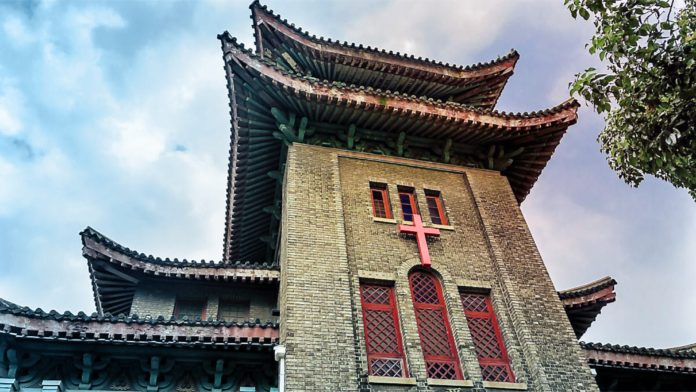 Christian Persecution - Chinese Churches