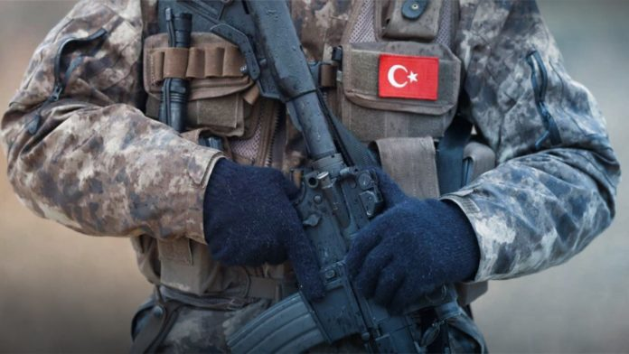 Turkish police special forces