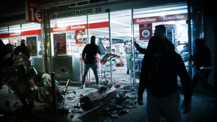Germany - Lawlessness