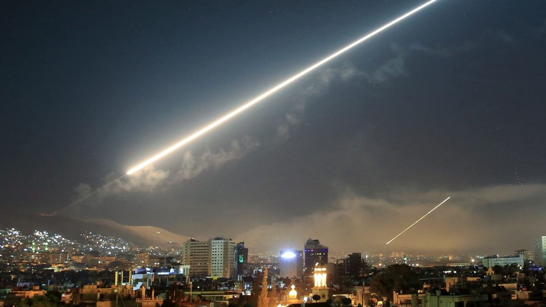 Airstrike - Syria