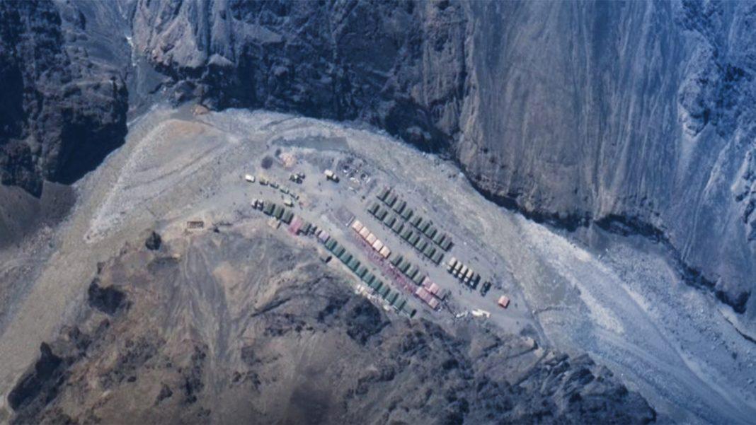 China, India, Galwan Valley