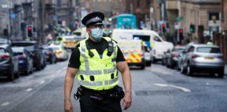 Scottish Police - Stabbing Attack