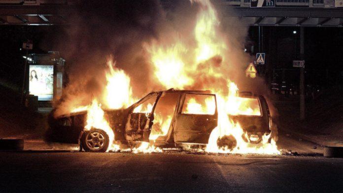 lawlessness, Rioting