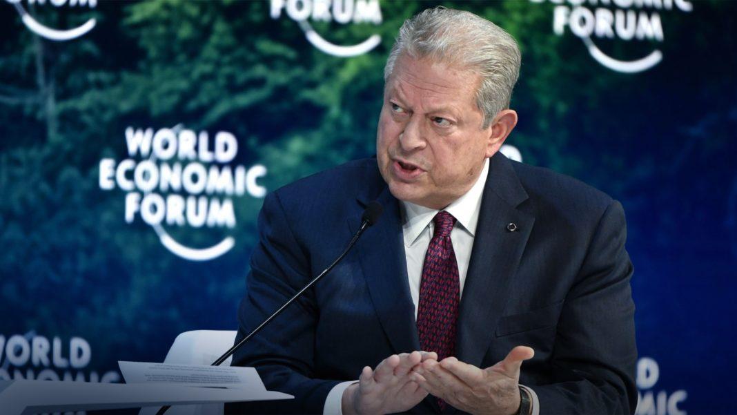 Al Gore - World Economic Forum