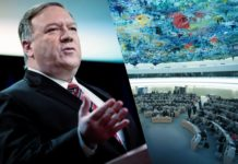 mike pompeo, human rights council