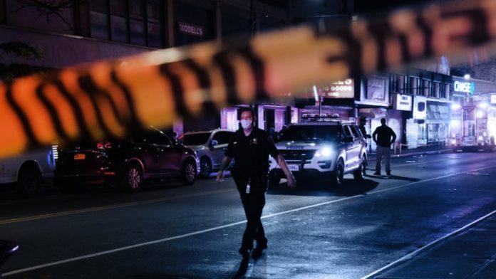 NYPD - Shootings New York