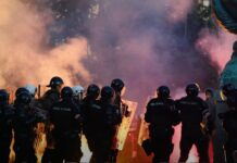 Serbia civil unrest