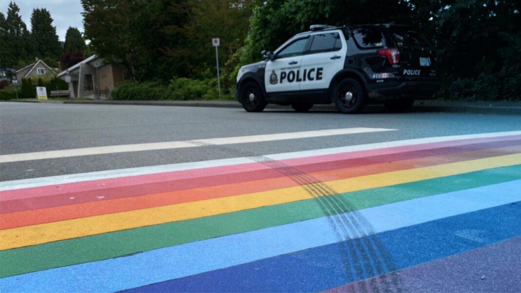 Rainbow Pride Walk - LGBT Agenda