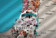VOGUE ARABIA SHOWCASES ARTISTS WHO ERASE ISRAEL OFF THE MAP